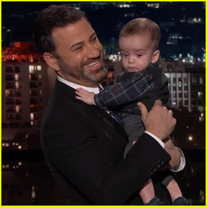 Jimmy Kimmel's Son Billy Makes First TV Appearance Following Heart Surgery  - Watch Now!