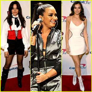 Camila Cabello, Demi Lovato, & More Stars Perform at Bay Area's Jingle Ball Concert!