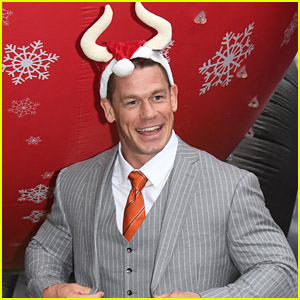 John Cena Wears Horns at the 'Ferdinand' Screening in London!