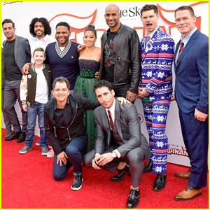 John Cena & 'Ferdinand' Cast Premiere Film At Los Angeles Screening