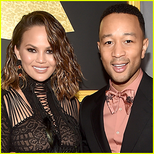 Chrissy Teigen's Response to John Legend's Birthday Post Is Too Funny