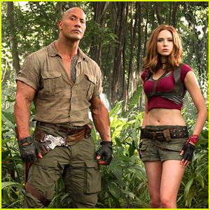 Is There a 'Jumanji: Welcome to the Jungle' End Credits Scene?
