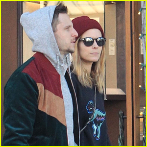 Kate Mara & Jamie Bell Couple Up in Beverly Hills
