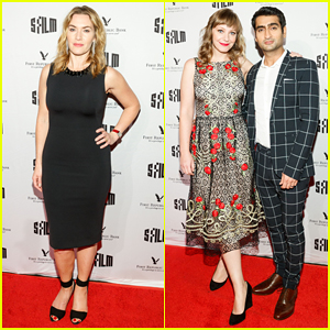Kate Winslet & Kumail Nanjiani Get Honored by San Francisco Film Society!