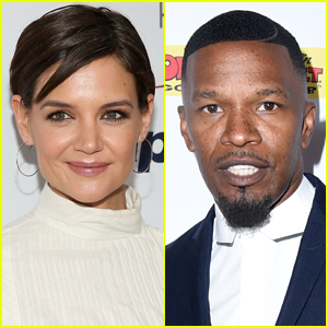 Katie Holmes Celebrates with Jamie Foxx at 50th Birthday Party