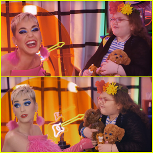 Katy Perry Duets With Nine-Year-Old Cancer Survivor - Watch Now!