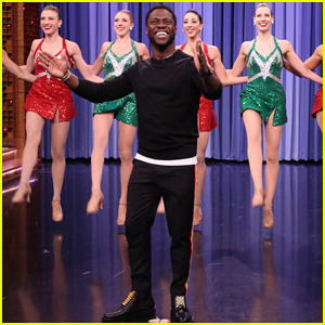 Kevin Hart Makes Spectacular 'Tonight Show' Entrance with Radio City Rockettes!