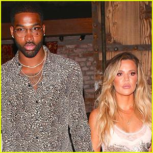 Khloe Kardashian Confirms Pregnancy, Debuts Baby Bump Pic!