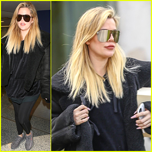 Khloe Kardashian Steps Out After Confirming Pregnancy!