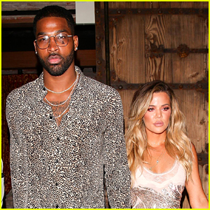 Khloe Kardashian Pens Sweet Note to Tristan Thompson!