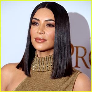 Kim Kardashian Reveals New Year's Eve Plans & 2018 Resolutions