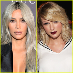 Kim Kardashian's Revealing Photo of Taylor Swift on Instagram Didn't Go Unnoticed