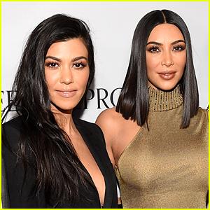 Kim & Kourtney Kardashian Throw Saint & Reign Adorable Monster Mash Birthday Bash!