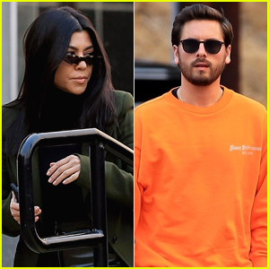 Kourtney Kardashian & Scott Disick Reunite to Celebrate Son Mason's Birthday