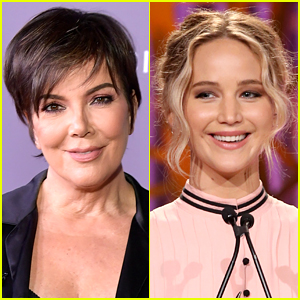 Kris Jenner Reveals What Jennifer Lawrence Got Her for Christmas!
