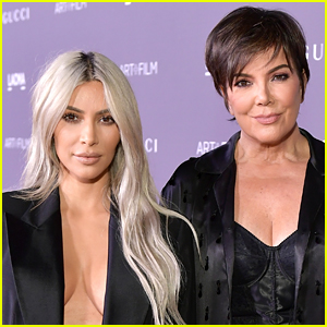 Here's How Kris Jenner Reacted to Mention of Kim Kardashian's Infamous Tape