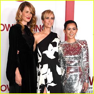 Kristen Wiig, Hong Chau, & Laura Dern Team Up for 'Downsizing' Premiere