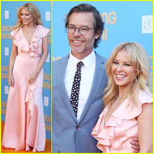 Kylie Minogue & Guy Pearce World Premiere 'Swinging Safari' in Australia - Watch Trailer!