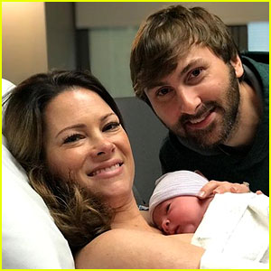 Lady Antebellum's Dave Haywood & Wife Kelli Welcome 'Beautiful Christmas Gift' Lillie!