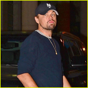 Leonardo DiCaprio Steps Out for Dinner During Art Basel in Miami