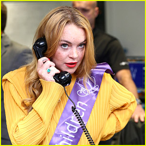 Lindsay Lohan Is Launching an Internal Investigation to Find Out Why Her Taxes Went Unpaid