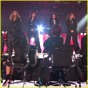 Little Mix Return to 'X Factor UK' for Epic Performance of 'Power' & 'Reggaeton Lento' With CNCO - Watch!