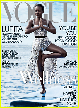 Lupita Nyong'o Talks Her Love Life, 'Black Panther' & More with 'Vogue'