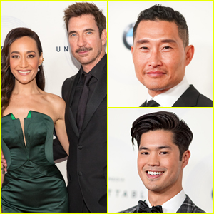 Daniel Dae Kim, Ross Butler & More Honored at Unforgettable Gala 2017