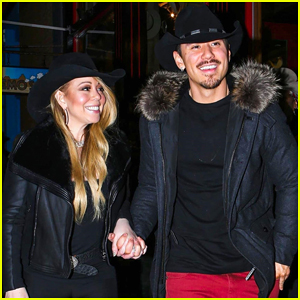 Mariah Carey & Boyfriend Bryan Tanaka Go Western During Aspen Holiday Vaca!