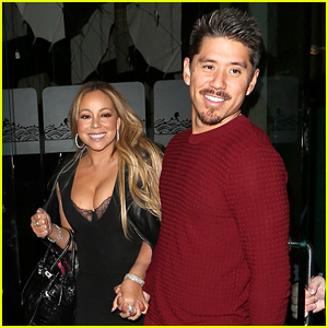 Mariah Carey & Boyfriend Bryan Tanaka Look So Happy on Their Dinner Date!