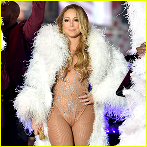 Mariah Carey Will Sing Two Songs on New Year's Eve in Times Square