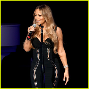 Mariah Carey Wears Manchester Bombing Victim Martyn Hett's Jacket at Meet & Greet