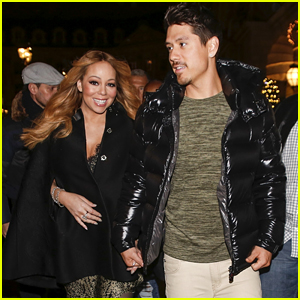 Mariah Carey Is a Vision of Love With Boyfriend Bryan Tanaka in Paris!