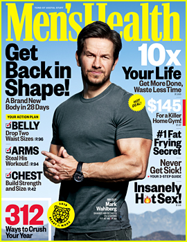 Mark Wahlberg Reveals His Current Workout to Keep His Body Fit!