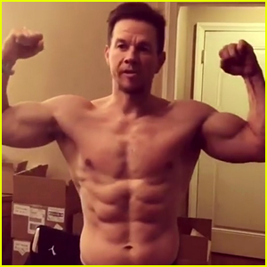 Mark Wahlberg's Body Is Ripped to Shreds These Days - Watch the Shirtless Videos!