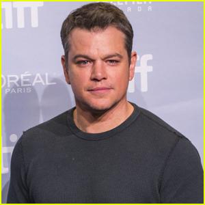 Matt Damon Opens Up About Sick Dad: 'We'll Take Any Prayers'