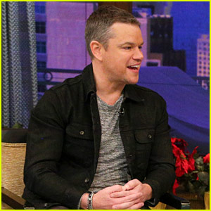 Matt Damon Talks About Running into Ryan Seacrest with the Hemsworth Brothers