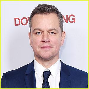 Matt Damon Thinks Settlements for Sexual Harassment Will Go Away