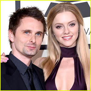 Muse's Matthew Bellamy Is Engaged to Elle Evans!