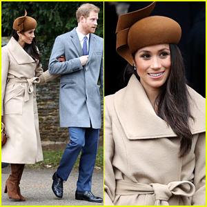 Meghan Markle's Christmas Outfit - Here's How to Buy the Look!