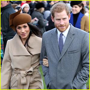 Meghan Markle Joins Prince Harry for a Royal Christmas 2017!