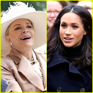 Princess Michael of Kent Accused of Wearing Racist Brooch to Meet Meghan Markle