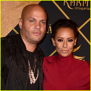 Mel B Cuts Ex-Husband Stephen Belafonte's Name Off Her Body, Literally