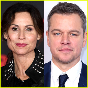 Minnie Driver Slams Her Ex Matt Damon's New Comments on Sexual Misconduct