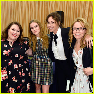 Minnie Driver, Zoey Deutch, & Chrissy Metz Are Shop For Success Ambassadors