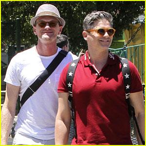 Neil Patrick Harris & Husband David Burtka Spend the Holidays in Argentina