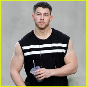 Nick Jonas' Workouts Are Clearly Paying Off - See the Photos!