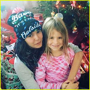 Nina Dobrev Shares Adorable Family Photos From Christmas - See the Pics!