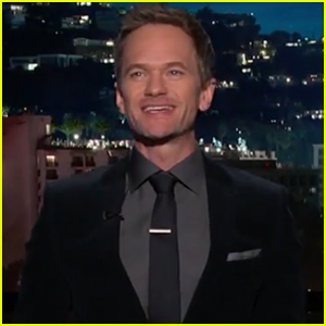 Neil Patrick Harris Fills In for Jimmy Kimmel & Delivers Opening Monologue - Watch!