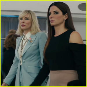'Ocean's 8' Trailer Brings Sandra Bullock's Heist to the Met Gala!
